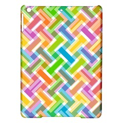 Abstract Pattern Colorful Wallpaper Background iPad Air Hardshell Cases
