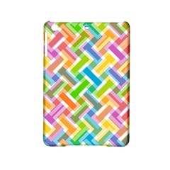 Abstract Pattern Colorful Wallpaper Background iPad Mini 2 Hardshell Cases