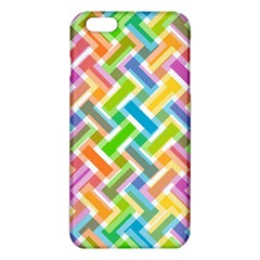 Abstract Pattern Colorful Wallpaper Background iPhone 6 Plus/6S Plus TPU Case