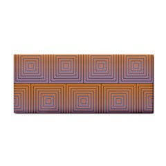 Brick Wall Squared Concentric Squares Cosmetic Storage Cases