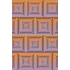 Brick Wall Squared Concentric Squares 5 5  X 8 5  Notebooks