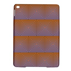 Brick Wall Squared Concentric Squares iPad Air 2 Hardshell Cases