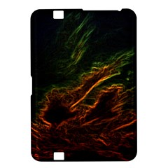Abstract Glowing Edges Kindle Fire HD 8.9