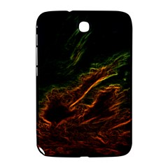 Abstract Glowing Edges Samsung Galaxy Note 8.0 N5100 Hardshell Case