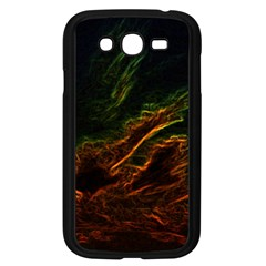 Abstract Glowing Edges Samsung Galaxy Grand DUOS I9082 Case (Black)
