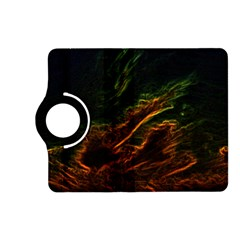 Abstract Glowing Edges Kindle Fire HD (2013) Flip 360 Case