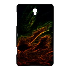 Abstract Glowing Edges Samsung Galaxy Tab S (8.4 ) Hardshell Case