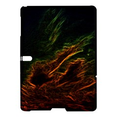 Abstract Glowing Edges Samsung Galaxy Tab S (10.5 ) Hardshell Case