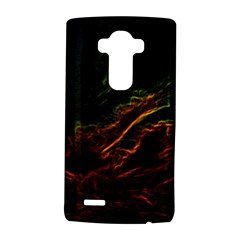 Abstract Glowing Edges Lg G4 Hardshell Case
