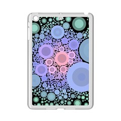 An Abstract Background Consisting Of Pastel Colored Circle iPad Mini 2 Enamel Coated Cases