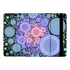 An Abstract Background Consisting Of Pastel Colored Circle Samsung Galaxy Tab Pro 10.1  Flip Case