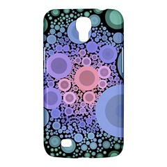 An Abstract Background Consisting Of Pastel Colored Circle Samsung Galaxy Mega 6.3  I9200 Hardshell Case