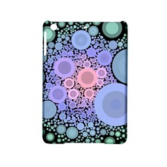 An Abstract Background Consisting Of Pastel Colored Circle Ipad Mini 2 Hardshell Cases