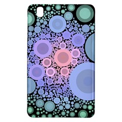 An Abstract Background Consisting Of Pastel Colored Circle Samsung Galaxy Tab Pro 8.4 Hardshell Case