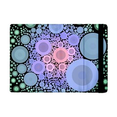 An Abstract Background Consisting Of Pastel Colored Circle Ipad Mini 2 Flip Cases