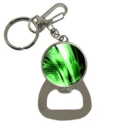 Abstract Background Green Button Necklaces