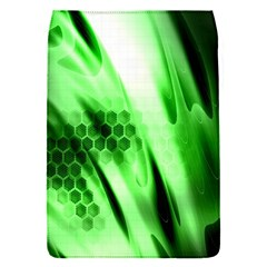 Abstract Background Green Flap Covers (S)
