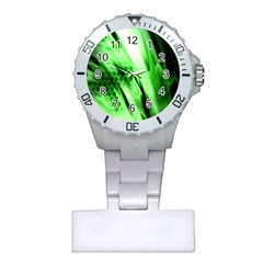 Abstract Background Green Plastic Nurses Watch