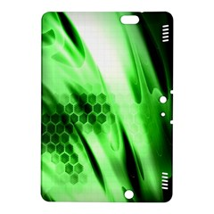 Abstract Background Green Kindle Fire HDX 8.9  Hardshell Case