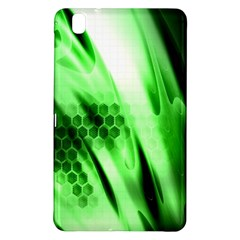 Abstract Background Green Samsung Galaxy Tab Pro 8 4 Hardshell Case