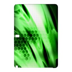 Abstract Background Green Samsung Galaxy Tab Pro 12.2 Hardshell Case