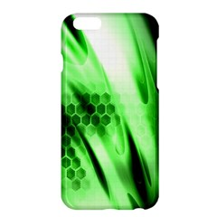 Abstract Background Green Apple Iphone 6 Plus/6s Plus Hardshell Case