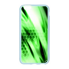 Abstract Background Green Apple Seamless iPhone 6/6S Case (Color)