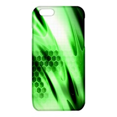 Abstract Background Green iPhone 6/6S TPU Case