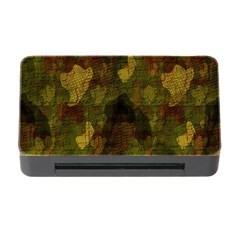 Textured Camo Memory Card Reader with CF