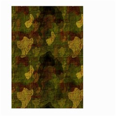 Textured Camo Large Garden Flag (Two Sides)