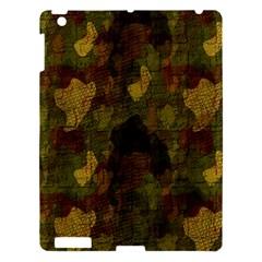 Textured Camo Apple iPad 3/4 Hardshell Case