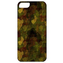 Textured Camo Apple iPhone 5 Classic Hardshell Case