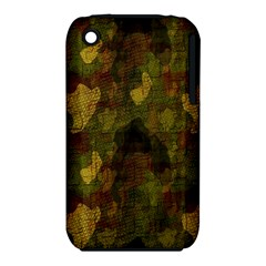 Textured Camo iPhone 3S/3GS