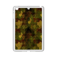Textured Camo iPad Mini 2 Enamel Coated Cases
