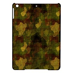 Textured Camo iPad Air Hardshell Cases