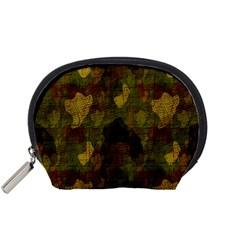 Textured Camo Accessory Pouches (small)