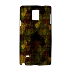 Textured Camo Samsung Galaxy Note 4 Hardshell Case