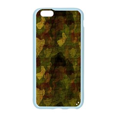 Textured Camo Apple Seamless iPhone 6/6S Case (Color)