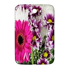 Purple White Flower Bouquet Samsung Galaxy Note 8.0 N5100 Hardshell Case
