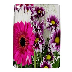 Purple White Flower Bouquet iPad Air 2 Hardshell Cases