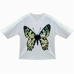 A Colorful Butterfly Image Infant/toddler T Shirts