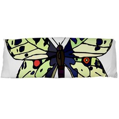 A Colorful Butterfly Image Body Pillow Case Dakimakura (Two Sides)