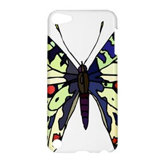 A Colorful Butterfly Image Apple iPod Touch 5 Hardshell Case