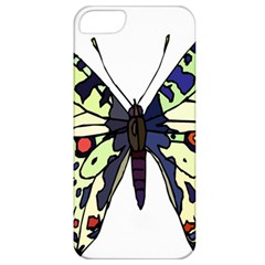 A Colorful Butterfly Image Apple Iphone 5 Classic Hardshell Case