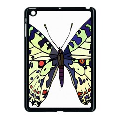 A Colorful Butterfly Image Apple iPad Mini Case (Black)