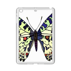 A Colorful Butterfly Image Ipad Mini 2 Enamel Coated Cases
