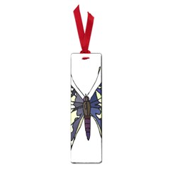A Colorful Butterfly Image Small Book Marks
