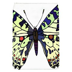 A Colorful Butterfly Image Flap Covers (s)