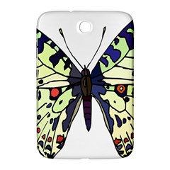 A Colorful Butterfly Image Samsung Galaxy Note 8 0 N5100 Hardshell Case