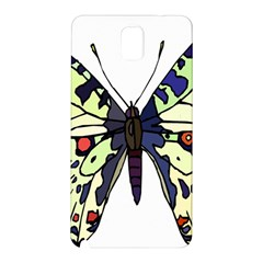 A Colorful Butterfly Image Samsung Galaxy Note 3 N9005 Hardshell Back Case